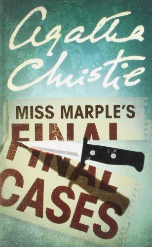 Aghatha Christie : Miss Marple Final Cases