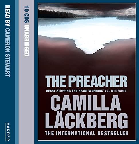 The Preacher (Patrik Hedstrom and Erica Falck, Book 2) (Patrik Hedstrom 2) By Camilla Lackberg