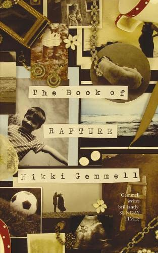 The Book Of Rapture By Nikki Gemmell