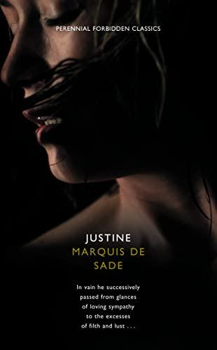 Justine (Harper Perennial Forbidden Classics) By Marquis de Sade
