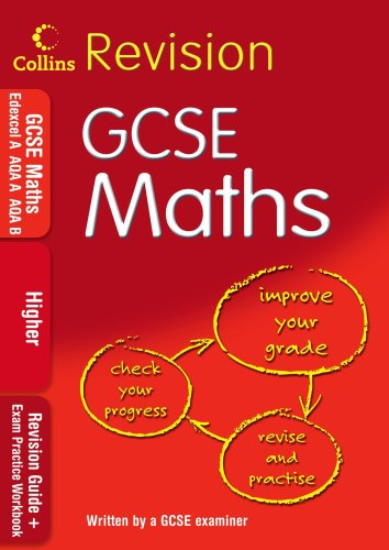 GCSE Maths: Higher By unknown author
