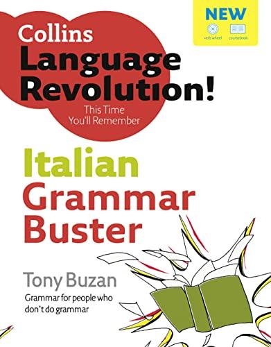 Italian Grammar Buster By Tony Buzan