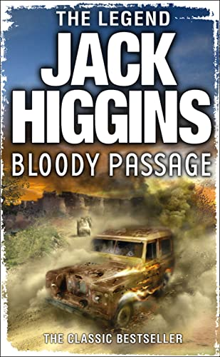 Bloody Passage By Jack Higgins