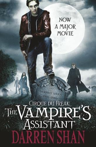 The Vampire's Assistant (Cirque Du Freak) By Darren Shan