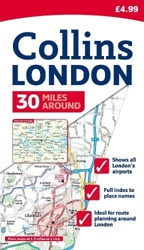 30 Miles Around London by
