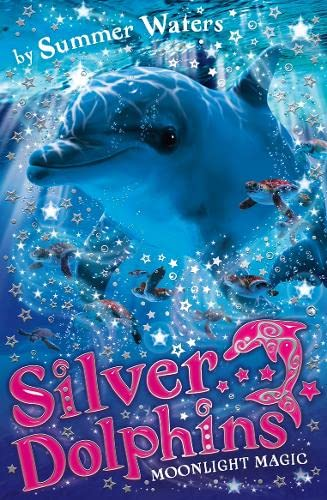 Silver Dolphins (6) Moonlight Magic By Summer Waters