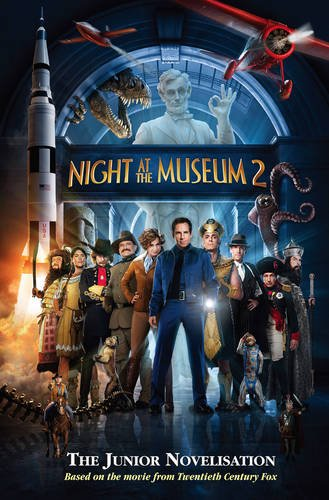 """Night at the Museum 2"" - Novelisation"