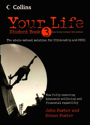 Your Life Student Book 3 By Simon Foster