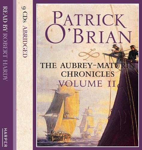 Volume Two, The Mauritius Command / Desolation Island / The Fortune of War By Patrick O'Brian