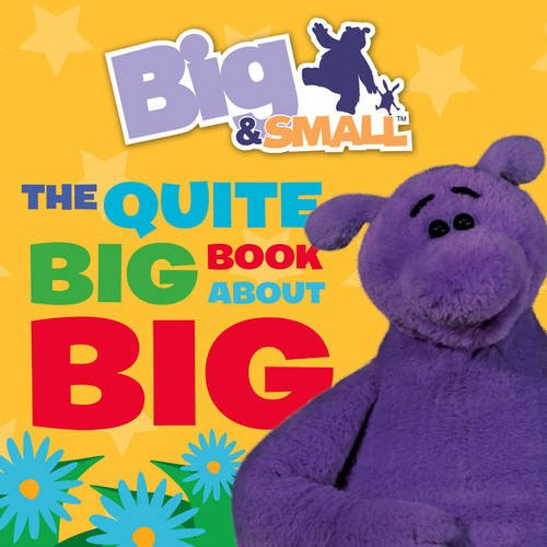 The Quite Big Book About Big By Davey Moore