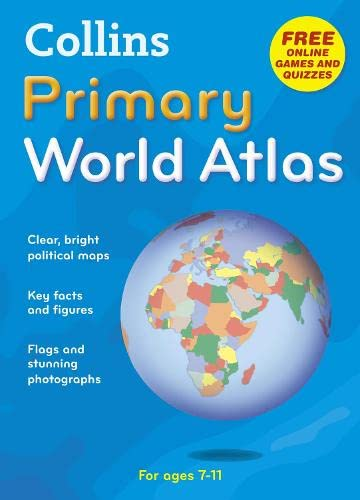 World Atlas By unknown