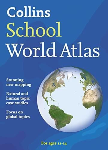 Collins School World Atlas