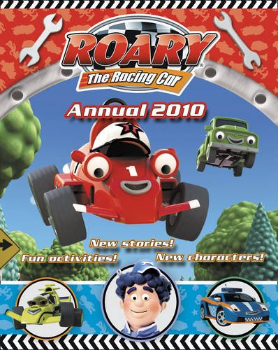 Roary the Racing Car – Roary Annual 2010