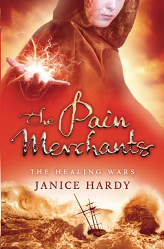 The Pain Merchants By Janice Hardy
