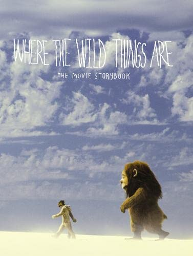 Movie Storybook (Where The Wild Things Are) By Barb Bershe