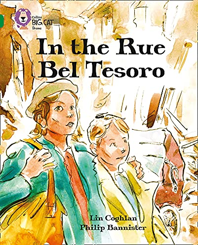In the Rue Bel Tesoro By Lin Coghlan
