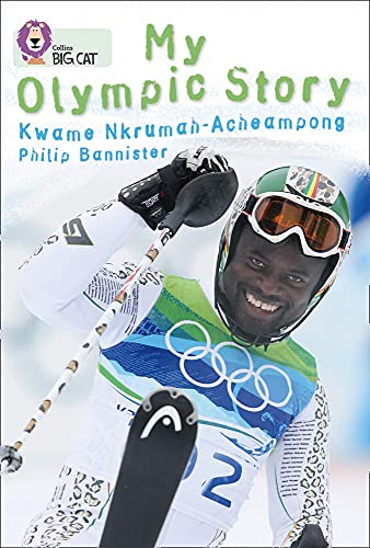 My Olympic Story By Kwame N. Acheampong