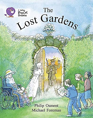 The Lost Gardens By Philip Osment