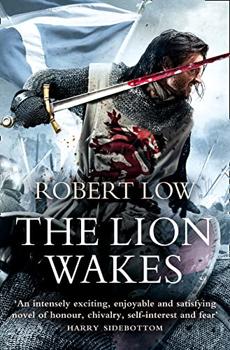 The Lion Wakes: 1 By Robert Low