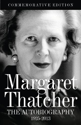 Margaret Thatcher: The Autobiography by Margaret Thatcher