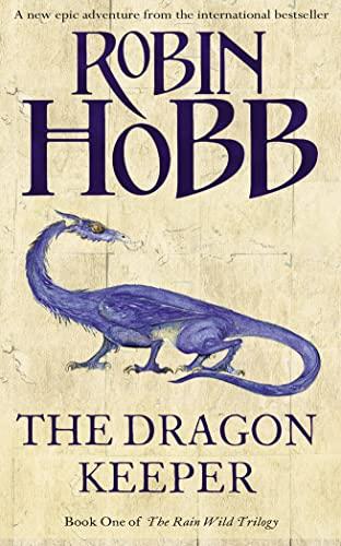 Dragon Keeper by Robin Hobb