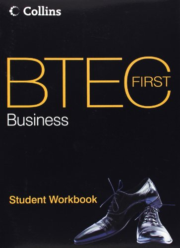 BTEC First Business By Ian Marcouse