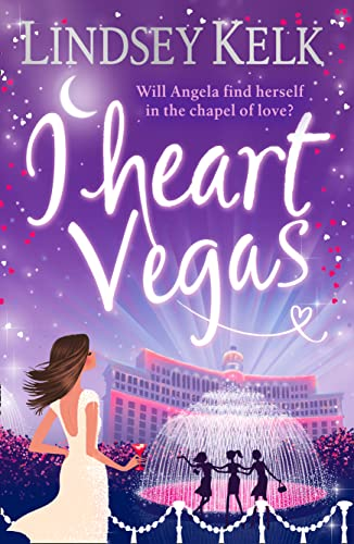 I Heart Vegas by Lindsey Kelk