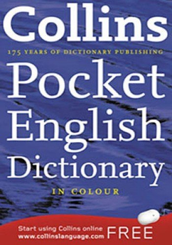 Collins Pocket English Dictionary By HarperCollins