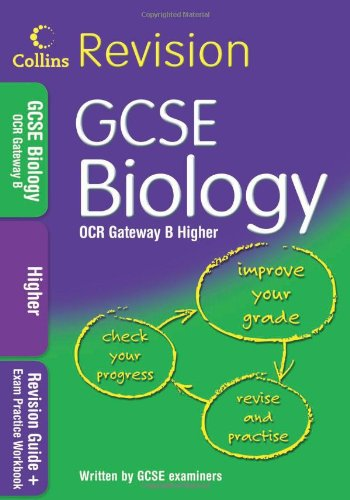 GCSE Biology Higher for OCR B By VARIOUS