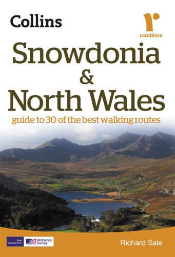Snowdonia and North Wales By Richard Sale