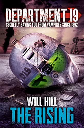 The Rising (Department 19, Book 2) by Will Hill