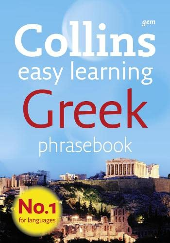 Collins Gem Greek Phrasebook and Dictionary by Collins Dictionaries