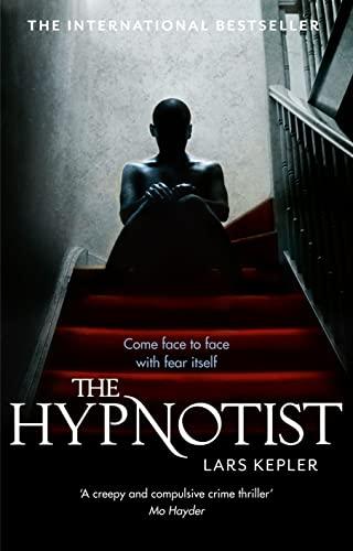 The Hypnotist by Lars Kepler
