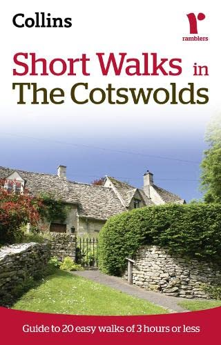 Short walks in the Cotswolds By Collins Maps