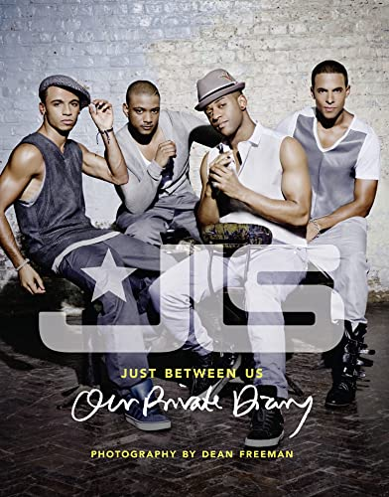 JLS: Just Between Us By JLS