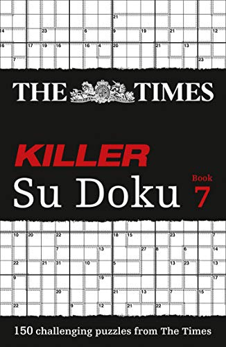 The Times Killer Su Doku Book 7 By Puzzler Media
