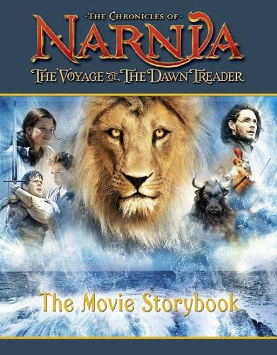 The Voyage of the Dawn Treader Movie Storybook by