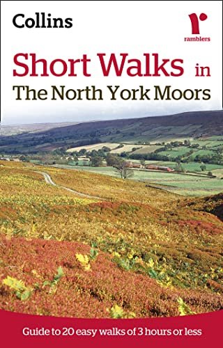 Ramblers Short Walks in the North York Moors By Collins Maps