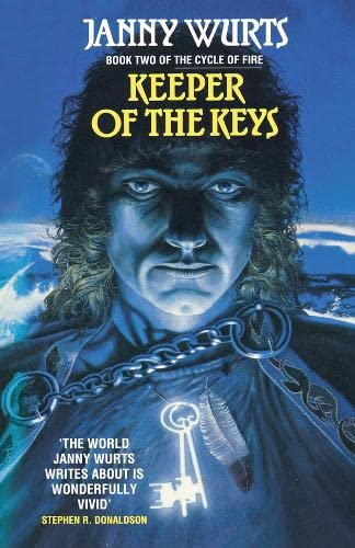 Keeper of the Keys: Book 2 of the Cycle of Fire By Janny Wurts