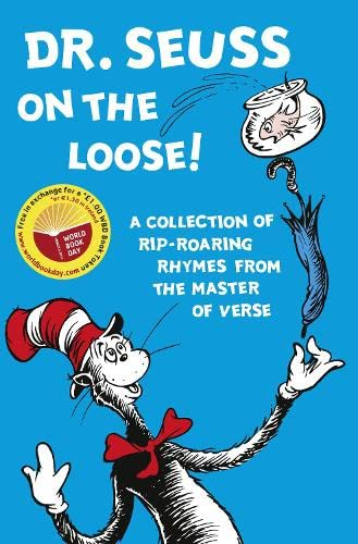 Dr. Seuss on the Loose by Dr. Seuss