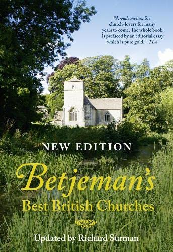 Betjeman's Best British Churches By John Betjeman