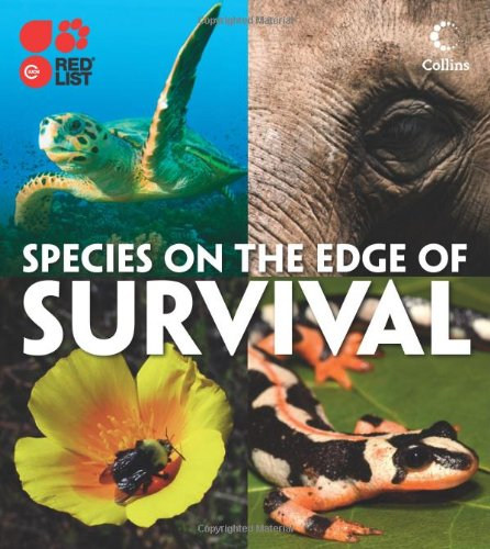 Species on the Edge of Survival By IUCN Red List