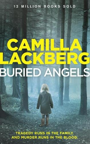 Buried Angels By Camilla Lackberg