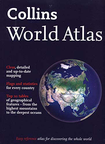 World Atlas By Collins Maps