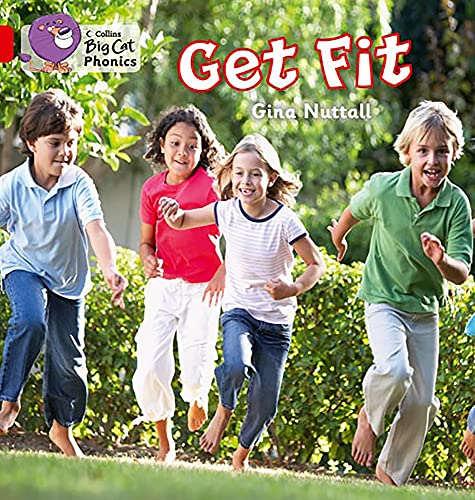 Get Fit By Gina Nuttall
