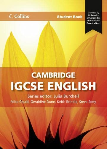 Cambridge IGCSE (TM) English Student's Book By Julia Burchell