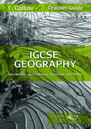 Cambridge IGCSE Geography Teacher Guide By Alison Rae