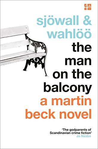 The Man on the Balcony by Maj Sjowall
