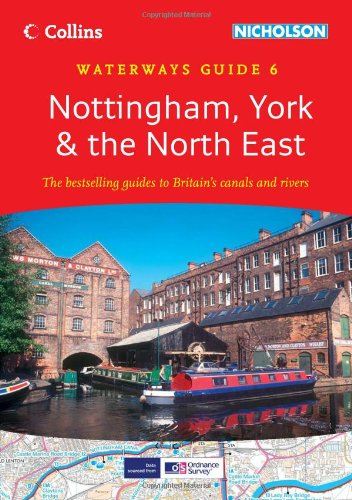 Nottingham, York & the North East By Collins UK