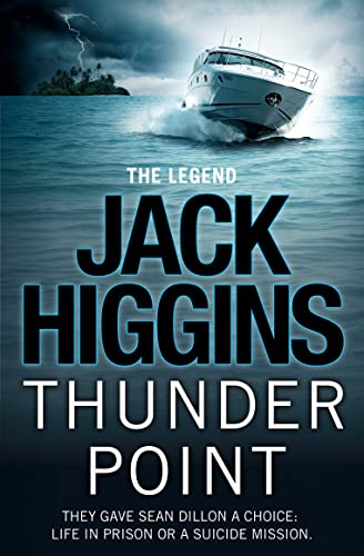 Thunder Point by Jack Higgins